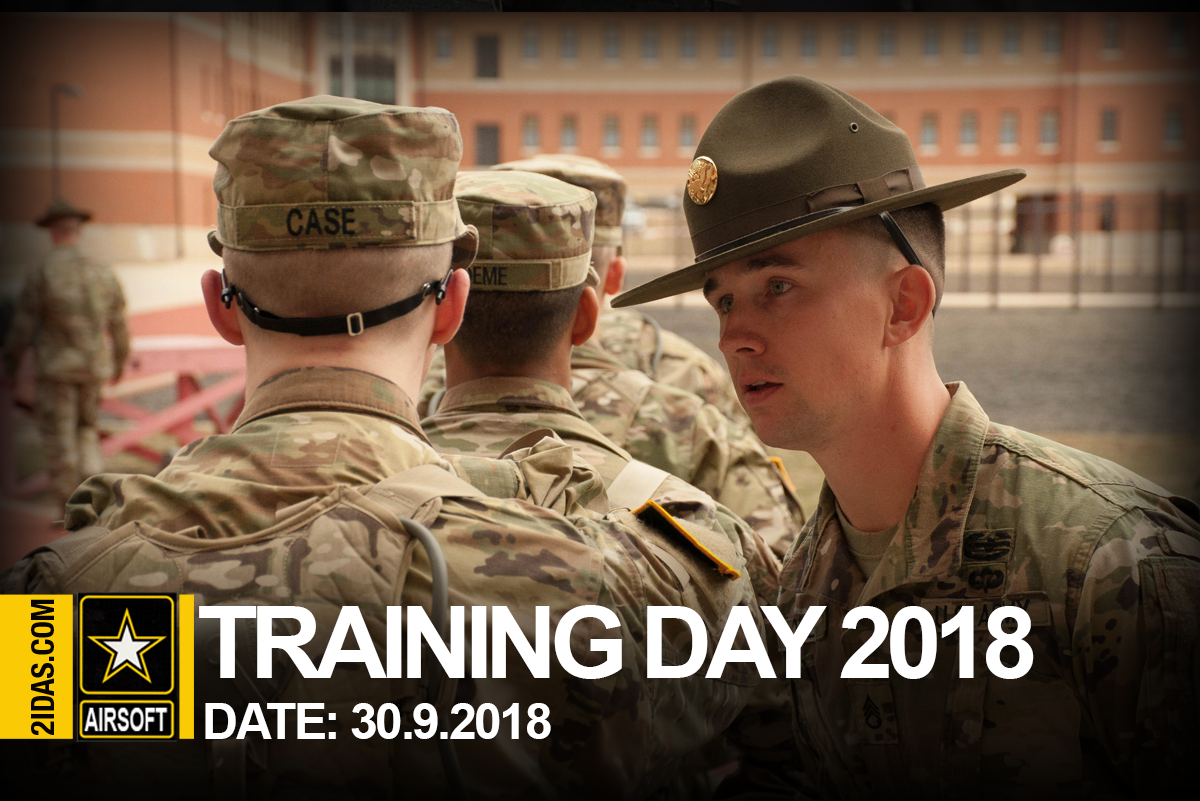 Training Day 2018