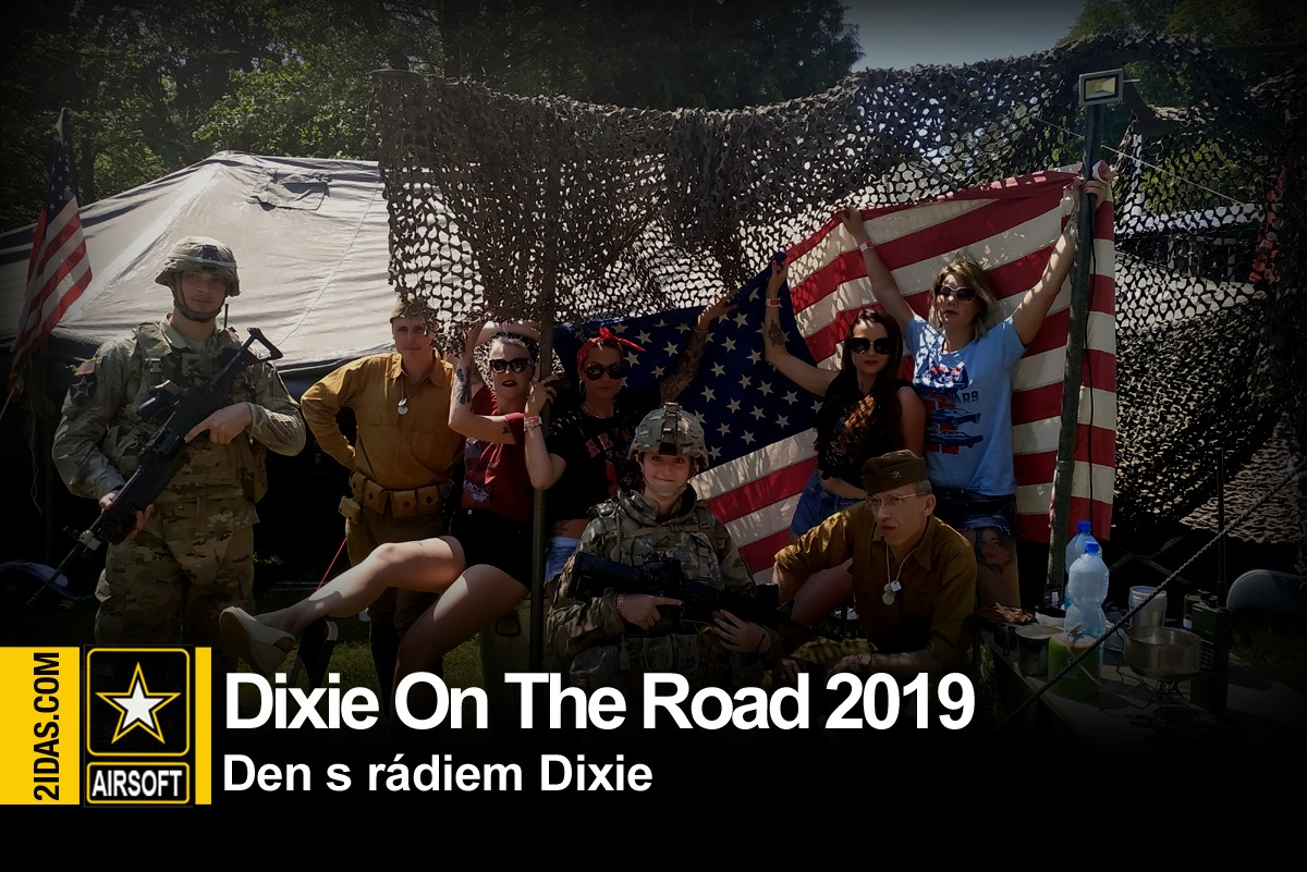 Dixie On The Road 2019