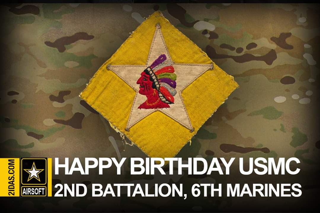 Happy Birthday USMC!
